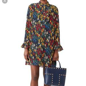 TORY BURCH LIVIA GARDENS PRINT SHIRT DRESS 4